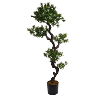 Link to 59-inch Tall Yacca Tree Similar Items in Decorative Accessories