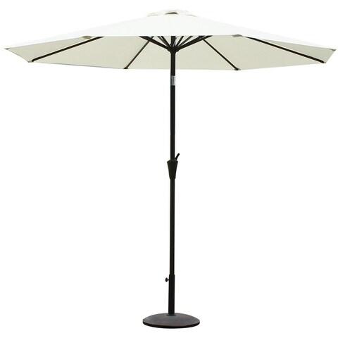 Manufacturing 9 ft. Steel Market Umbrella