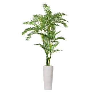 93-inch Tall Palm Tree in Planter