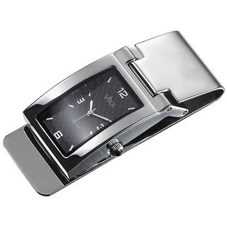 Visol Maxwell Carbon Fiber Premium Quality Watch Money Clip