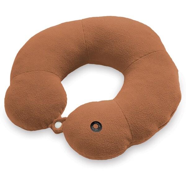 Wellrest Warming Electric Heated Travel Neck Pillow