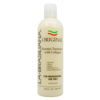La-Brasiliana 16.9-ounce Original Keratin Treatment