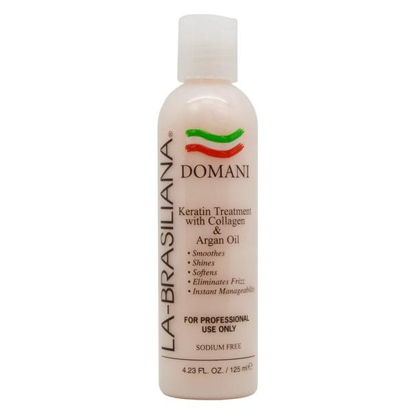 Shop La Brasiliana Domani 4 23 Ounce Keratin Treatment Free