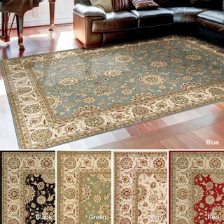 Rug Squared Sussex Traditional Runner Rug (2'2 x 8'4)