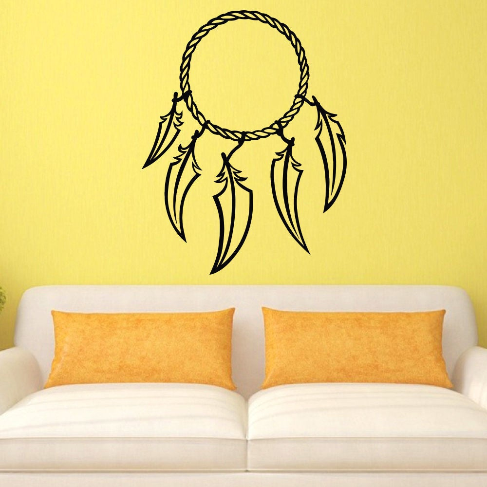 Enchanting Dreamcatcher Wall Art Adornment - Art & Wall Decor ...