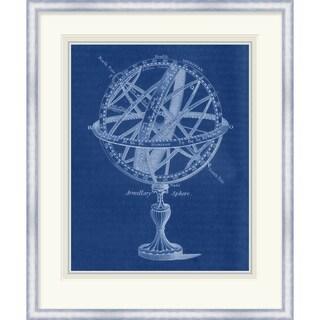 """Global Sherri Rectangular Framed Giclee on Paper 33"""" x 40"""""""
