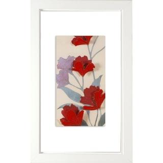 "Floral Sidney Rectangular Unframed Print 14"" x 24"""