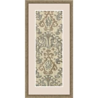 "Decorative Shania Rectangular Framed Giclee on Paper 21"" x 43"""