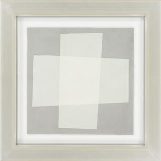 "Contemporary Mollie Square Framed Print 26"" x 26"""