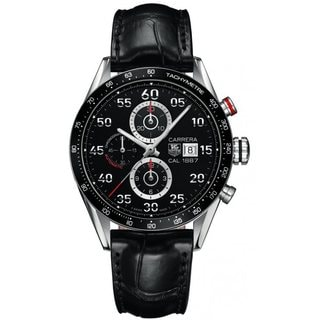 Tag Heuer Carrera Automatic Men's Black Dial Watch