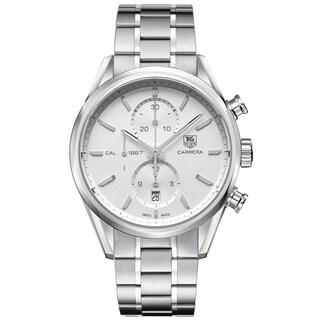 TAG Heuer Men's Carrera CALIBRE 1887 Chronograph Watch