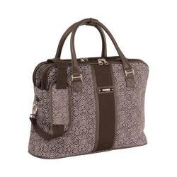Nine West Naia Plum/Lilac 18.5-inch Boarding Bag