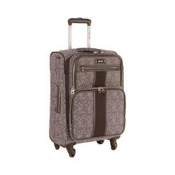 Nine West Naia Plum/Lilac 20-inch Carry On Expandable Spinner Suitcase