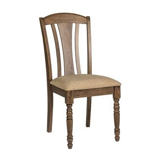 Candlewood Weathered Grey Side Chair
