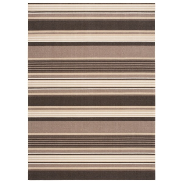 Waverly Sun N' Shade Topaz Indoor/ Outdoor Rug by Nourison - 6'6 x 9'6