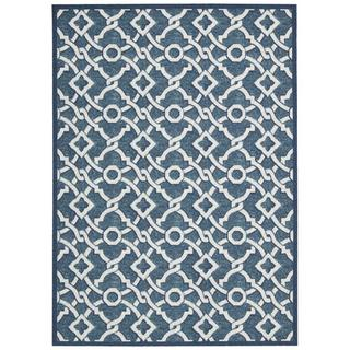 Waverly Treasures Artistic Twist Blue Jay Area Rug by Nourison (4'10 x 6'6)