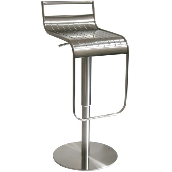 AmeriHome Stainless Steel Bar Stool With Back Rest Free  : AmeriHome Stainless Steel Bar Stool With Back Rest f0a6c292 5868 4c03 bfe0 830207e04e72600 from www.overstock.com size 600 x 600 jpeg 13kB