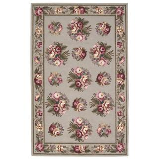 Waverly Gallery Green Area Rug by Nourison (2'6 x 4'3)