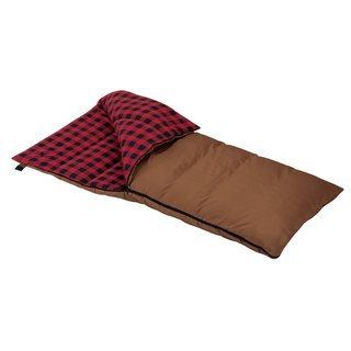 Boulder Creek Grande 0 Degree Sleeping Bag - Brown