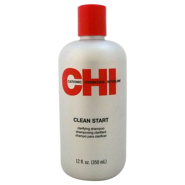 CHI Clean Start 12-ounce Clarifying Shampoo