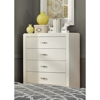 White Truffle 2 Drawer Nightstand Free Shipping Today