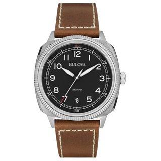 Bulova Men's 96B230 Stainless Steel Military UHF Watch
