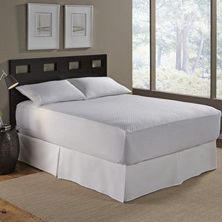 Rest Remedy Balance Temperature Knit Mattress Protector
