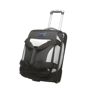 Denco Sports Cooperstown NBA Orlando Magic 22-inch Carry On Drop Bottom Upright Duffel Bag