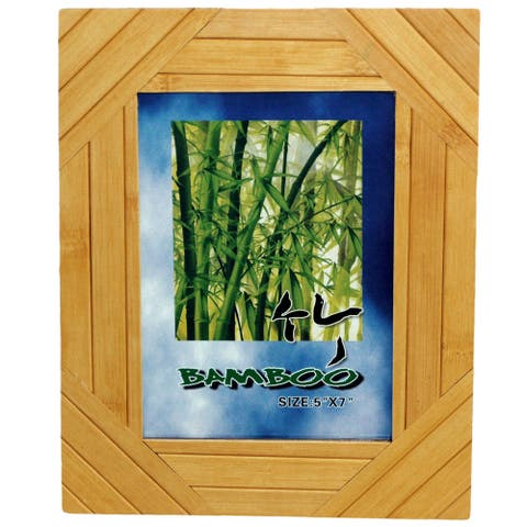 Bamboo Seasons Frame 4x6