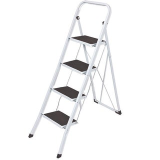 4-step Folding Lightweight Step Ladder