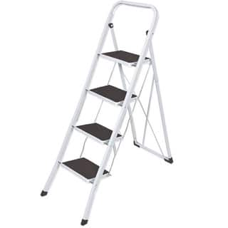 Cosco Commercial 3 Step Folding Step Ladder Free
