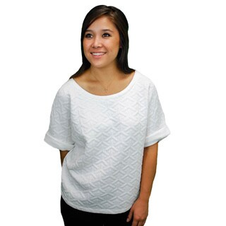 Relished Women's Ever White Shirt
