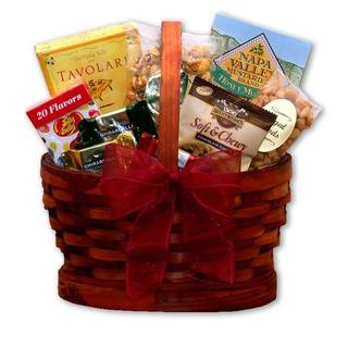 Simply Snacks Gift Basket