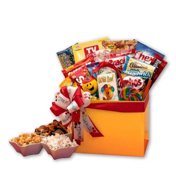 Get Well Wishes Activity Gift Box
