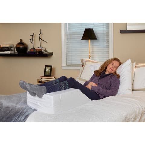 Elevating Leg Rest Back Pain Cushion
