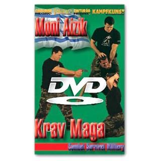 Israeli Commando Krav Maga Combat Survival Training DVD Moni Aizik SWAT military