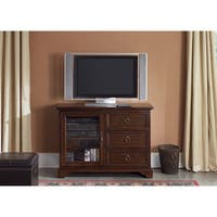 Beacon Transitional Cherry TV Console