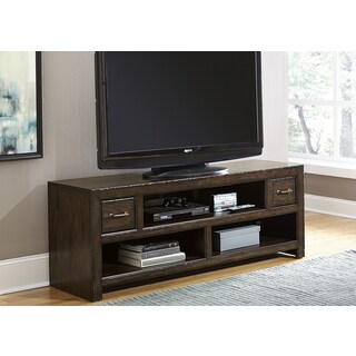 Brayden Weathered Bark TV Console