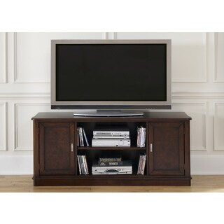 Wallace Dark Toffee TV Console