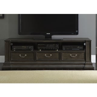 Mendenhall Rustic Grey 72 Inch TV Console