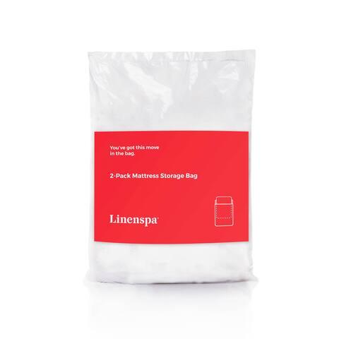 Linenspa Moving and Storage Mattress Bag (Set of 2)