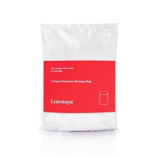 LINENSPA Moving and Storage Mattress Bag (Set of 2)