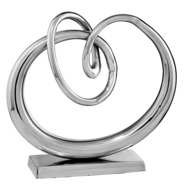 Nudo Twisted Knot Sculpture