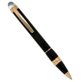 Mont Blanc StarWalker Black Ballpoint Pen 105653