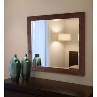 American Made Rayne Rustic Dark Walnut Wall/ Vanity Mirror https://ak1.ostkcdn.com/images/products/10647949/P17714873.jpg?impolicy=medium