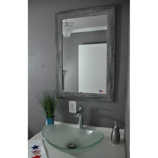 Wood Mirrors For Less Overstock Com
