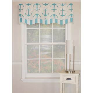 Anchors Away Glory Valance (3 options available)