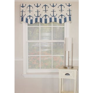 Anchors Away Glory Valance