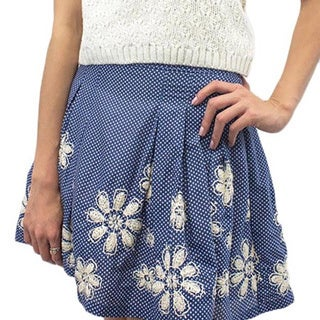 Relished Women's 'Blitz' Daisy Skirt