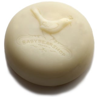 BabyBearShop Bird Organic Baby Soap